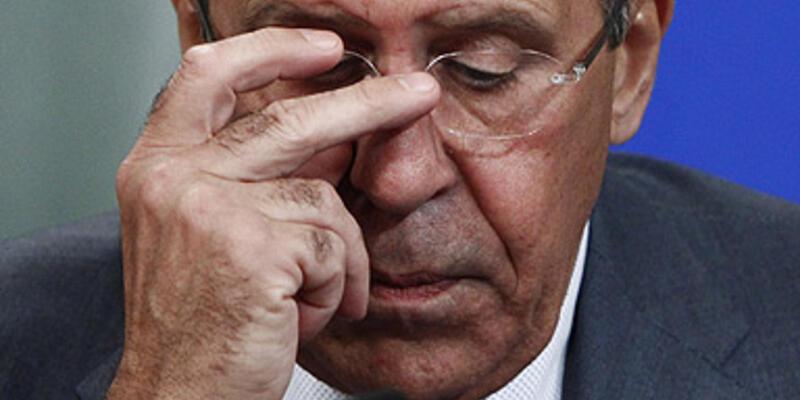"""Lavrov: """"ABD şantaj yapıyor"""""""