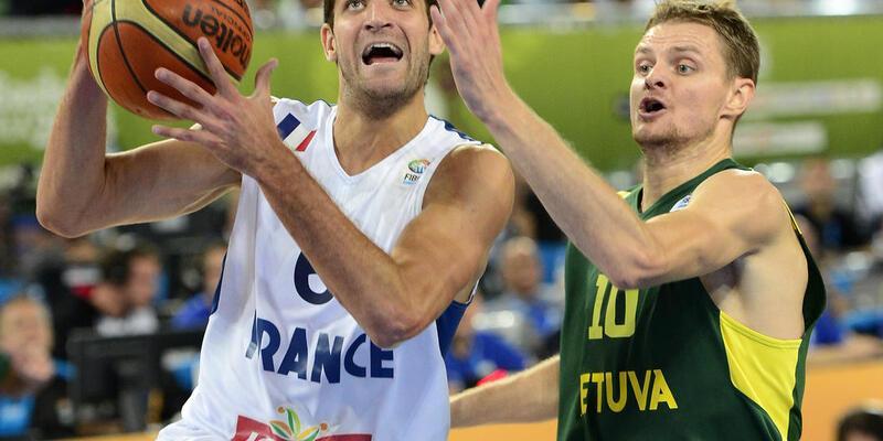 Eurobasket'in şampiyonu Fransa