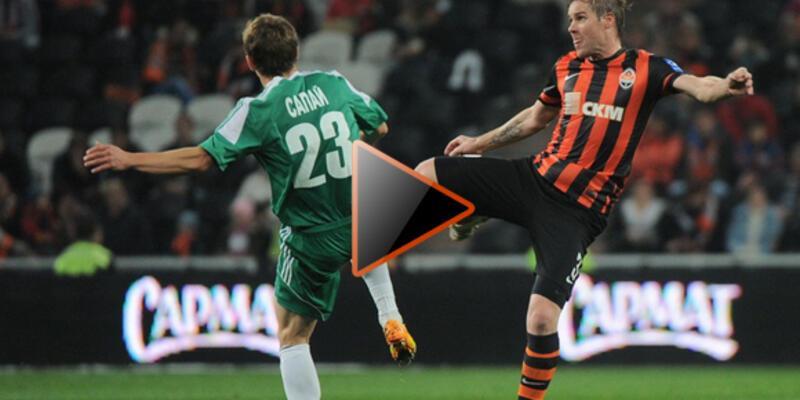 Shaktar Donetsk - Vorskla Poltava: 3-0