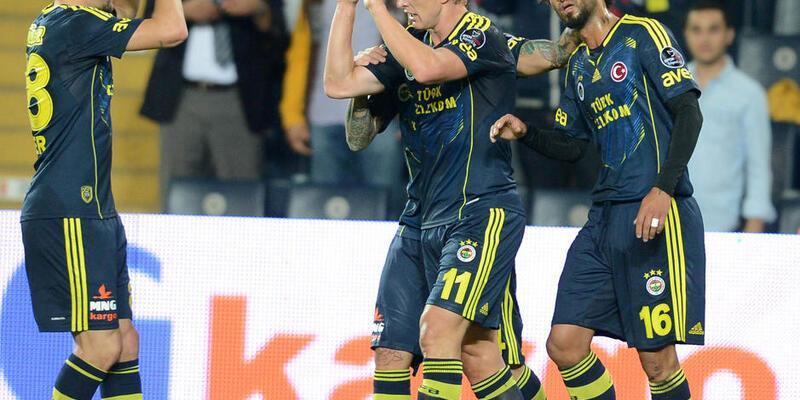 Fenerbahçe - Elazığspor: 4-0
