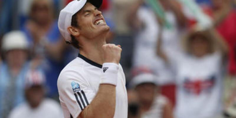Andy Murray sezonu kapattı