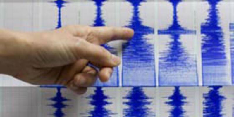 Kütahya Simav'da deprem!
