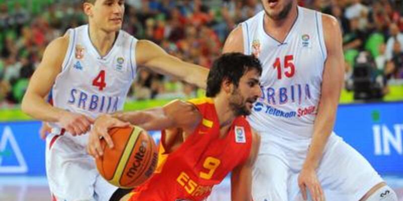 Sırplar 30 sayı fark yedi