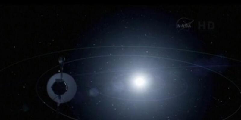 Voyager 1'den sinyal alındı