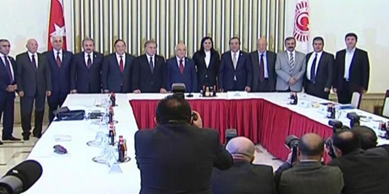 Anayasa toplantısında ırkçılık tartışması
