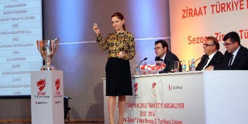Ziraat Türkiye Kupası 2. tur kuraları