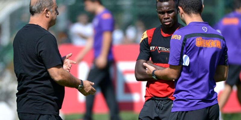 Galatasaray'da Real Madrid hazırlıkları başladı