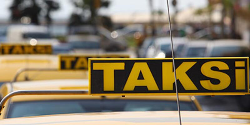Taksilere panik butonu!