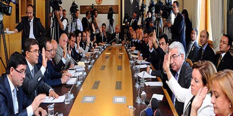AK Parti toplantısından anayasa kararı