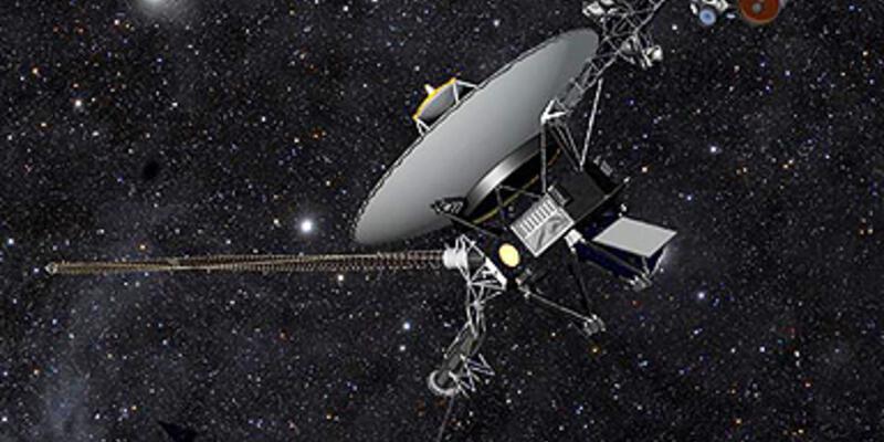 Voyager 1 Güneş Sistemi'ni terketti