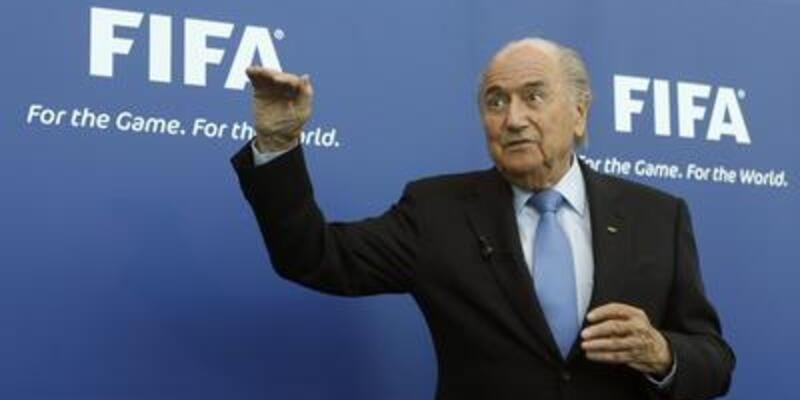 Sepp Blatter bin pişman