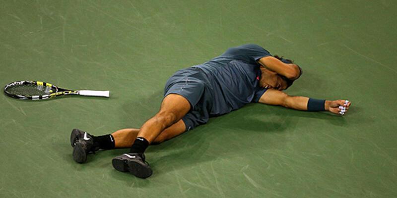 Nadal ABD Açık'ın kralı