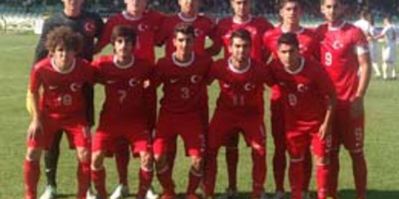 U19 Faroe'yi 2-0'la geçti