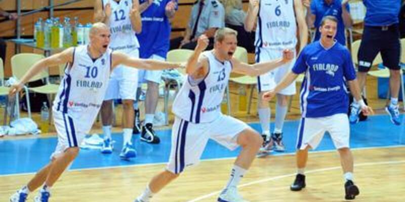 Finlandiya iki uzatmada Rusya'yı devirdi