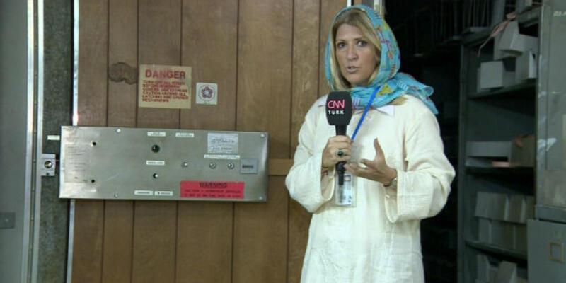Elçiliğin Sırları, CNN Türk'te