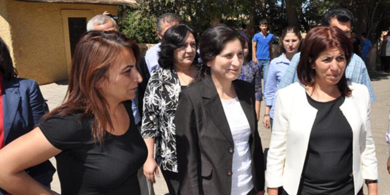 PYD Eşbaşkanı Suriye'ye döndü