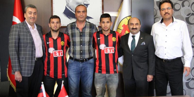 Eskişehirspor'da 3 imza birden
