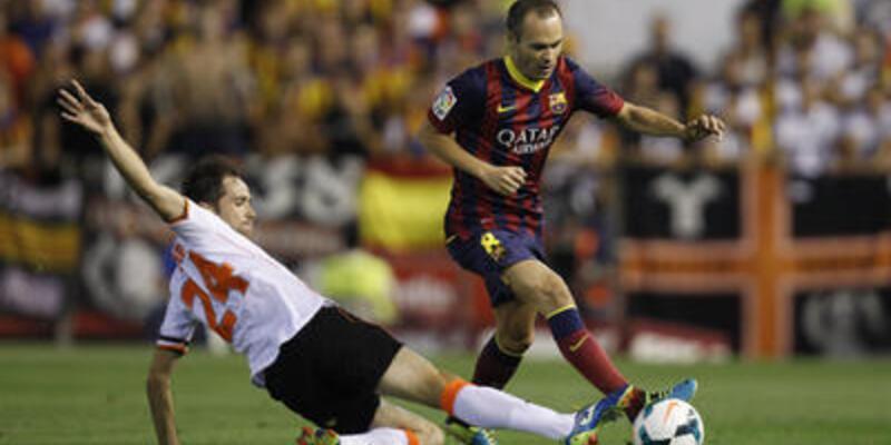 Iniesta'ya ödül gibi sözleşme