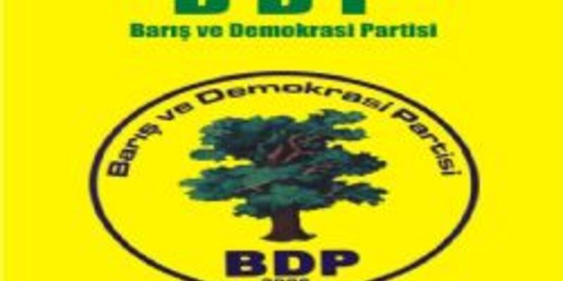 BDP'den hükümete eleştiri!