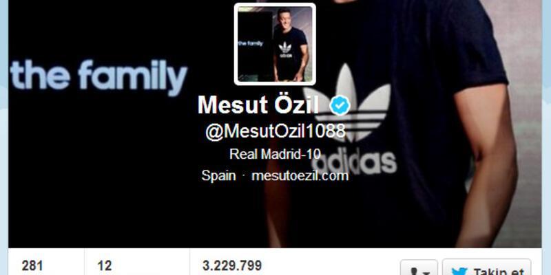 Arsenal taraftarlarından Mesut'a çağrı