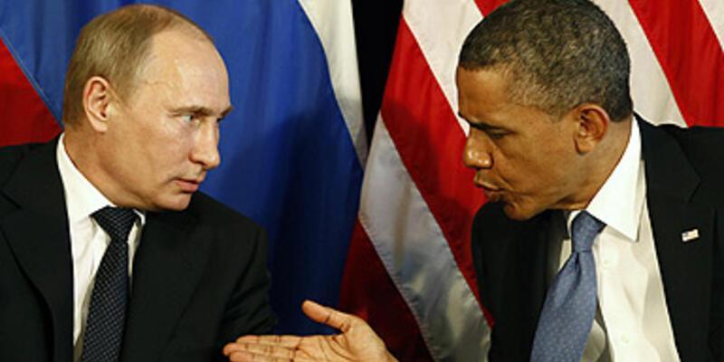 Obama ve Putin, Snowden'i görüştü