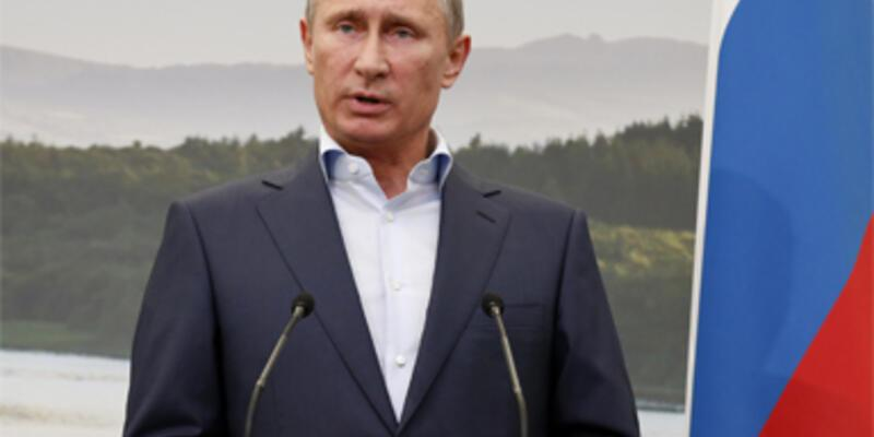 """Putin: """"Esad'ın kullandığı söylemi provokasyon"""""""