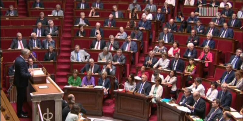 """Fransa'da """"Suriye"""" oturumu"""