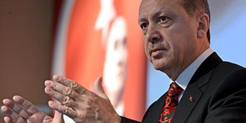 Erdoğan anayasa konusunda rest çekti