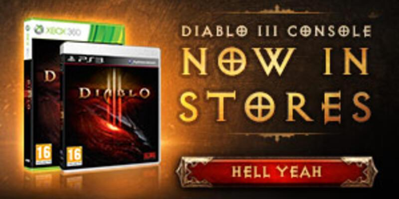 Diablo 3, PS3 ve Xbox 360 için çıktı