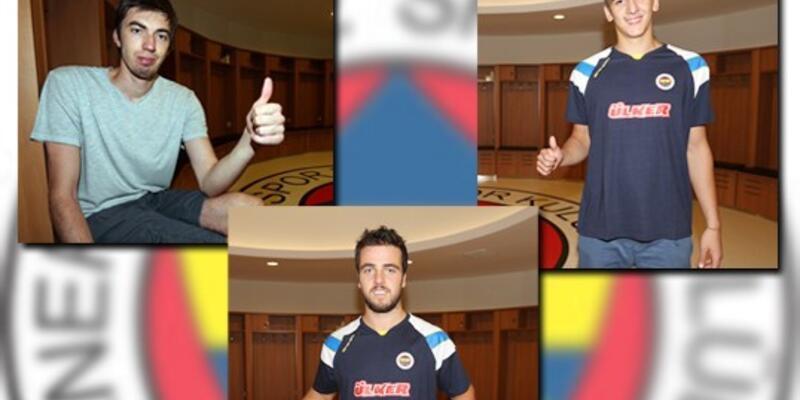 Fenerbahçe Ülker'de transfer atağı