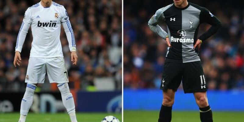Bale olsa da 'En büyük Ronaldo!'