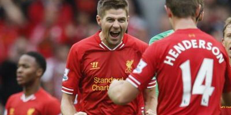 Liverpool ManU'ya nefes aldırmadı