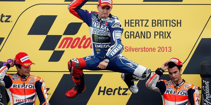 MotoGP'de ilk 3 sırayı İspanyollar aldı