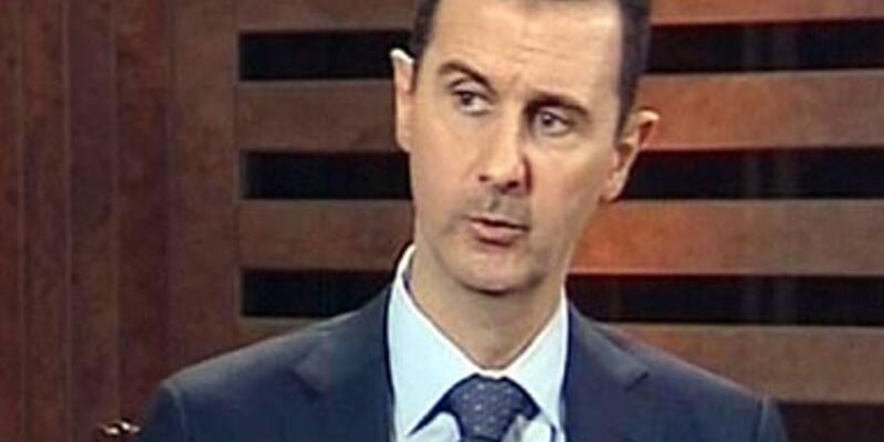 Beşar Esad'dan yeni açıklama