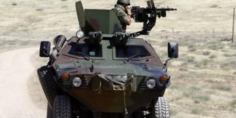 Suriye'den ateş açıldı: 3 asker yaralı