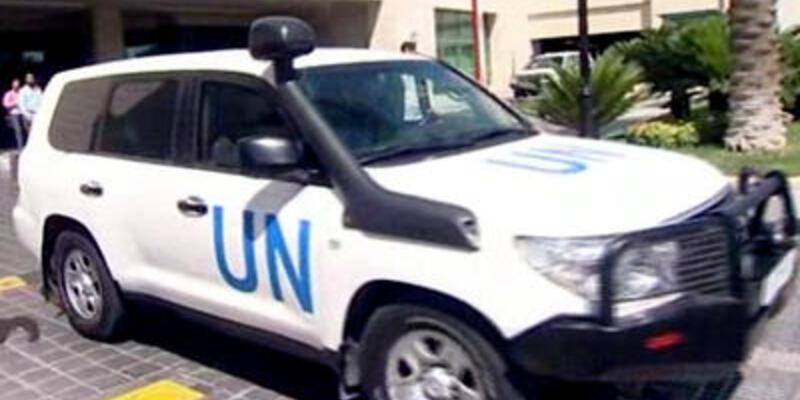 BM heyeti Şam'da...