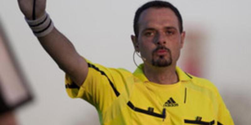 Andorra maçına Lüksemburglu hakem