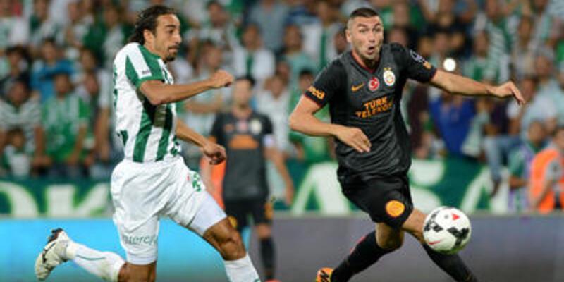 Galatasaray'ın kazanamama geleneği
