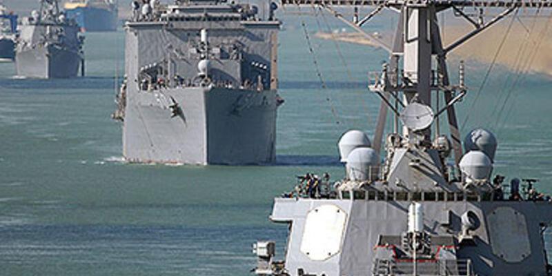 ABD, Doğu Akdeniz'deki askeri varlığını artırıyor