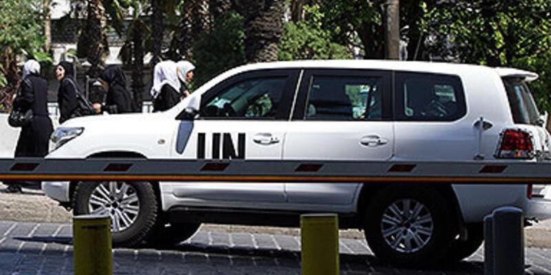 """Rusya'dan Şam'a """"BM ile işbirliği yapın"""" çağrısı"""