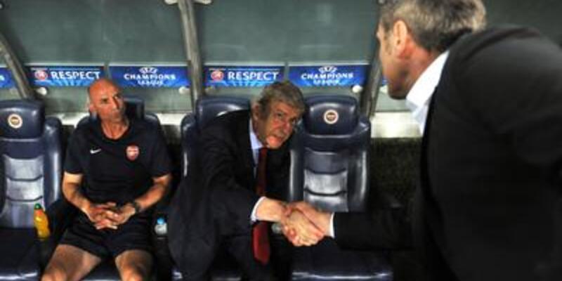 Yanal: Arsenal'e ayak uyduramadık