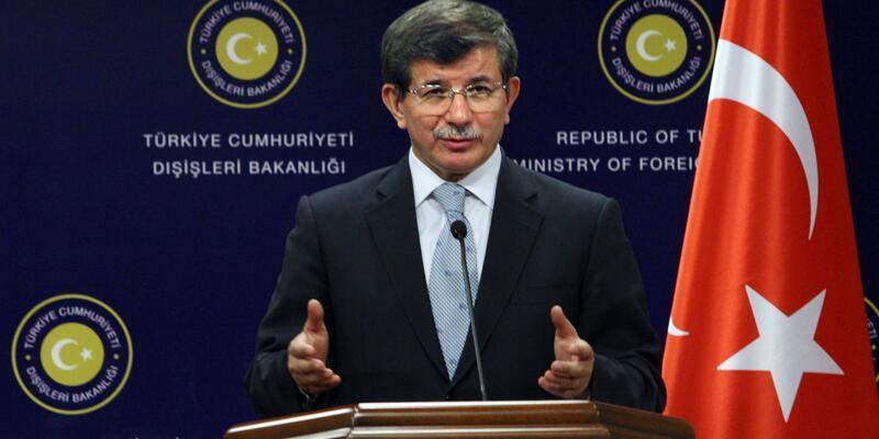 """Davutoğlu'ndan """"Mısır"""" uyarısı"""