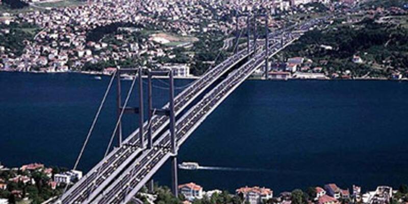 2014'te Boğaziçi Köprüsü bakıma girecek