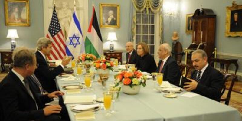 İsrail-Filistin görüşmelerinde somut adım yok