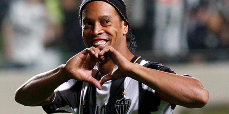 Ronaldinho'nun menajeri İstanbul'da