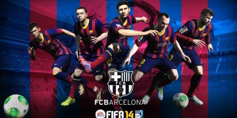 Barcelona ile EA Sports anlaştı