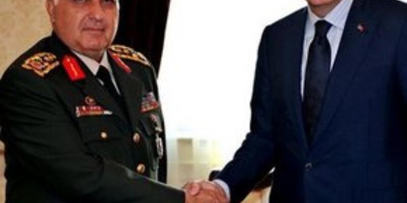 Erdoğan, Org. Özel ile bir araya geldi