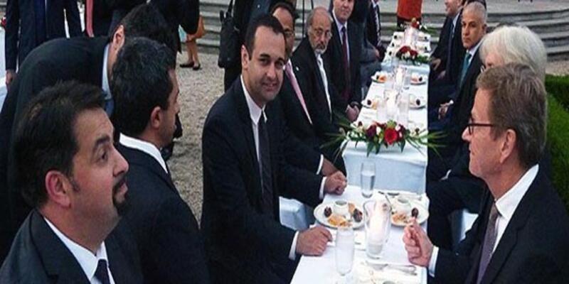 Alman devletinin ilk iftar daveti