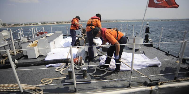 Ege'de göçmen teknesi battı: 24 ölü