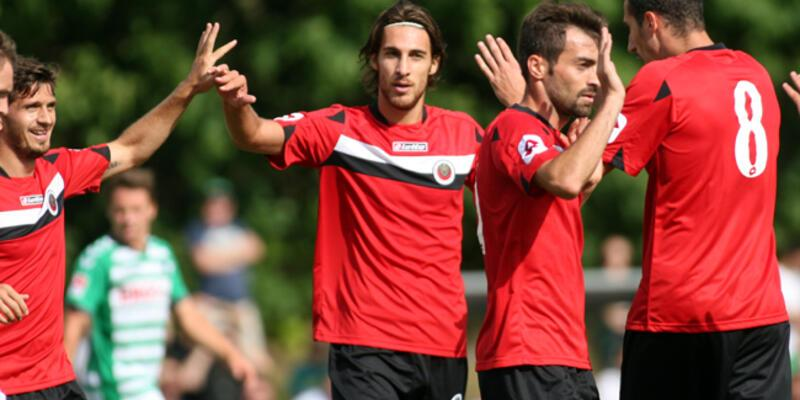 Gençlerbirliği - Greuther Fürth: 2-1